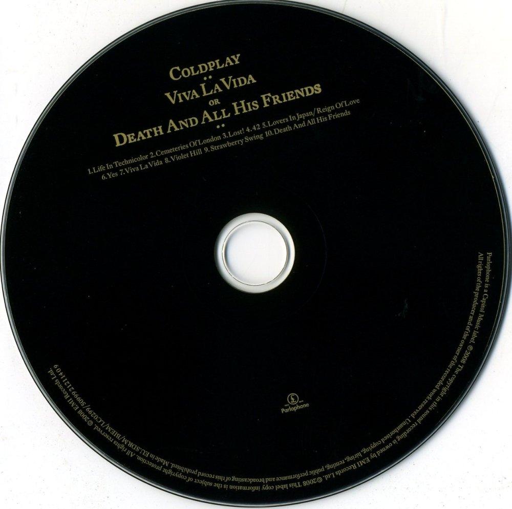 Basemusica Coldplay Viva La Vida Or Death And All His